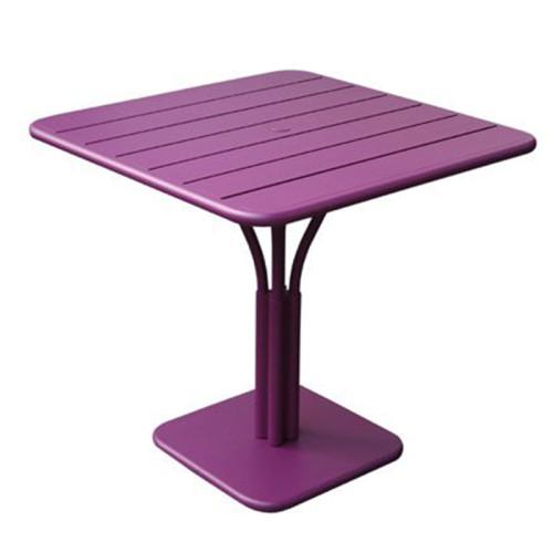 Fermob LUXEMBOURG Tisch Mittelsäule 80×80 cm
