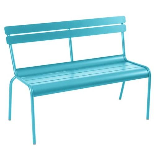 Fermob LUXEMBOURG Bank 2-3 Sitzer mit Rückenlehne