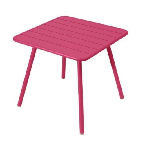 Fermob LUXEMBOURG Tisch 4 Beine 80×80 cm