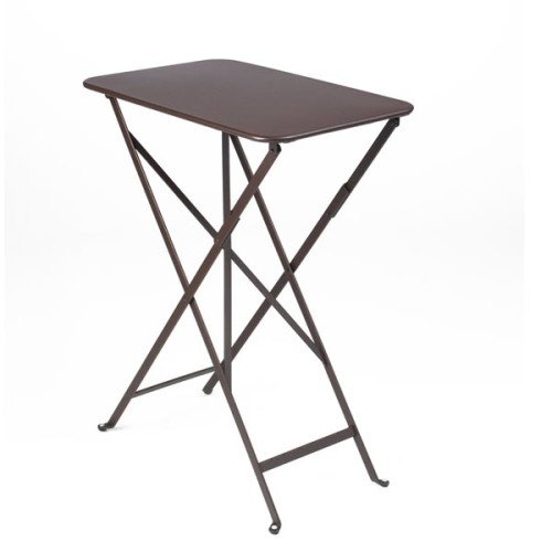Fermob BISTRO Tisch 37×57 cm Objekt-Extraschutz-Option!
