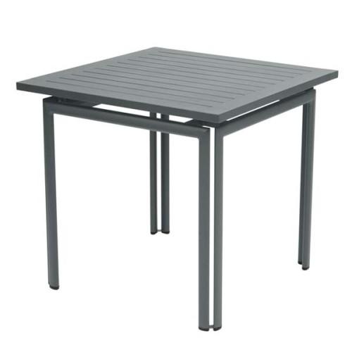 Fermob COSTA Tisch 80×80 cm