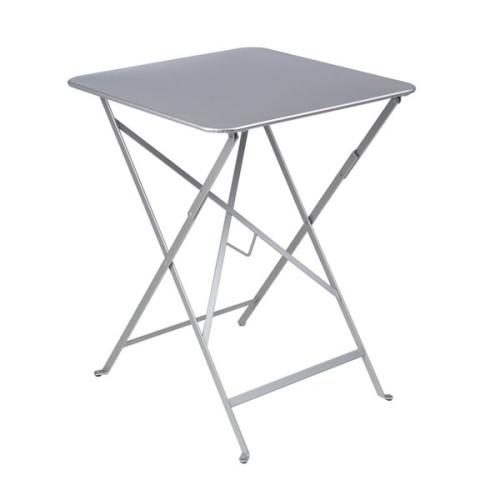 Fermob BISTRO Tisch 57×57 cm Objekt-Extraschutz-Option!
