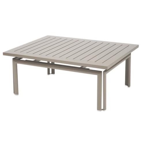 Fermob COSTA niedriger Tisch 100×80 cm