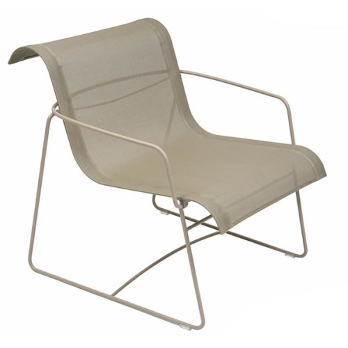 Fermob ELLIPSE Sessel / Lounger Objekt-Extraschutz-Option!