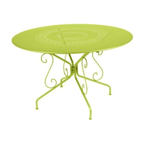 Fermob Montmartre Tisch 117 cm Objekt-Extraschutz-Option!