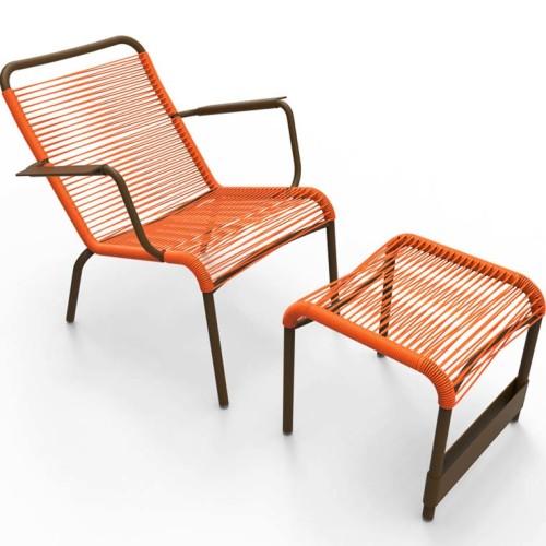 Fermob Saint Tropez tiefer Sessel / Lounger