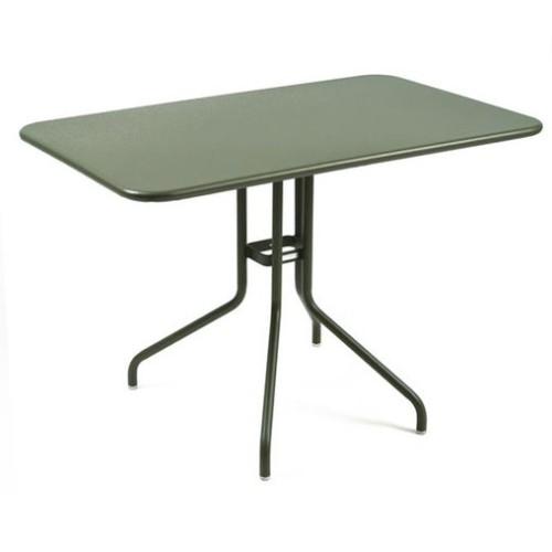 Fermob PETALE Tisch 70×110 cm Objekt-Extraschutz-Option!
