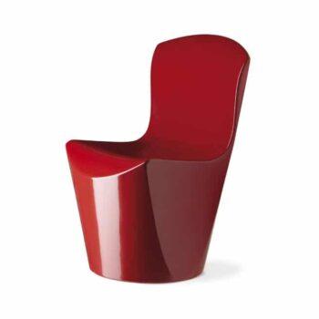 designer-gartenstuhl-slide-design-zoe-rot-hochglanz-lackierung