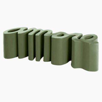 designer-sitzbank-kunststoff-schriftzug-amore-by-slide-design-italy-sage-green-gruen