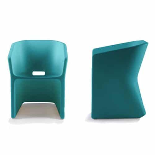 Qui-est-Paul SLICED Chair Indoor-Outdoor