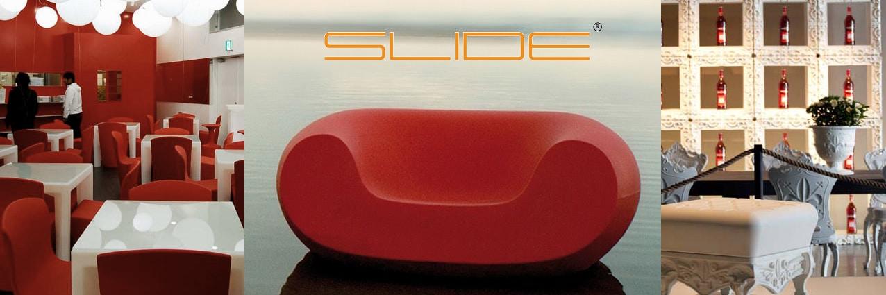 Slide Design Trends für Lounge Bar Messe Präsention Trend Shop
