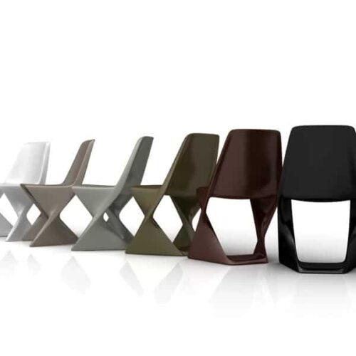 Qui-est-Paul ISO Chair Indoor/Outdoor