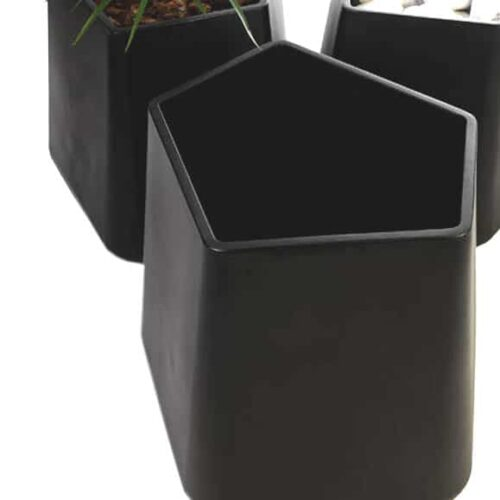Qui-est-Paul ROCK GARDEN POT M, 59 cm h, Indoor/Outdoor