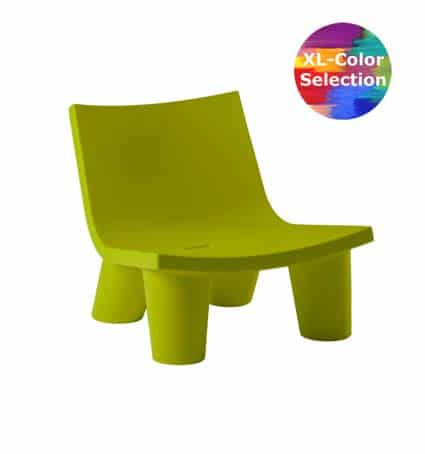 Slide LOW LITA Seat Indoor-Outdoor