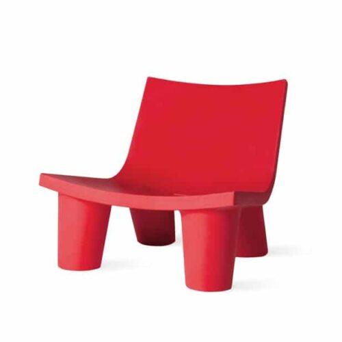 Slide LOW LITA Seat Indoor/Outdoor
