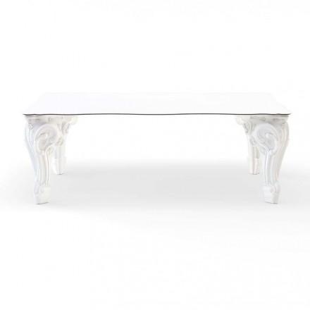 SLIDE SIR-OF-LOVE Tisch 200×110 cm Indoor-Outdoor