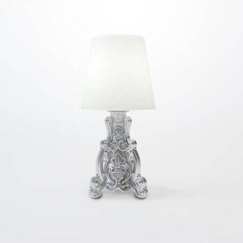 barocke-tischlampe-slide-design-of-love-lady-silber