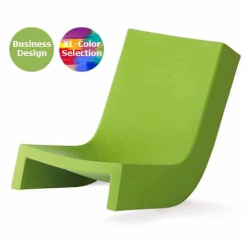 Slide TWIST Rockin-Lounger Schaukelstuhl In-Outdoor