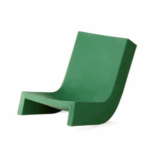 Slide TWIST Rockin-Lounger tiefer Schaukelstuhl In-Outdoor