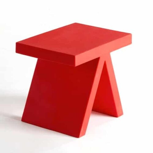 Slide TOY niedriger Tisch / Hocker Indoor-Outdoor