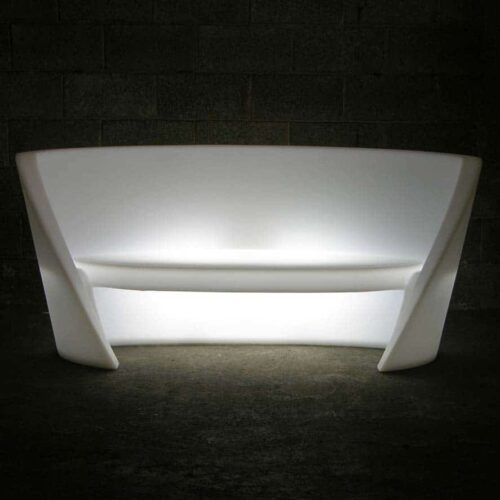 Slide RAP SOFA LIGHT 170 cm b, stapelbar, In-Out