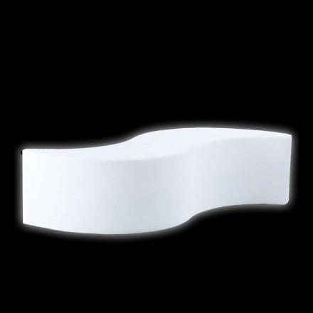Slide WAVE BENCH LIGHT Bank Modul Indoor