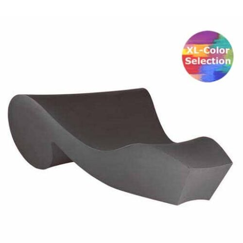 Slide ROCOCÒ Chaise-Lounge, Indoor-Outdoor