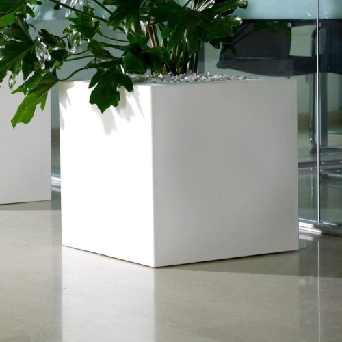 Pflanzkasten quadratisch E3P-Style CUBE 40x40x40 cm