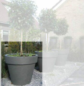 xxl-pflanzgefaess-bordo-anthrazit-pe-kunststoff-polyehtylen-oeffentliche-staedtische-begruenung-grosser-blumentopf-form