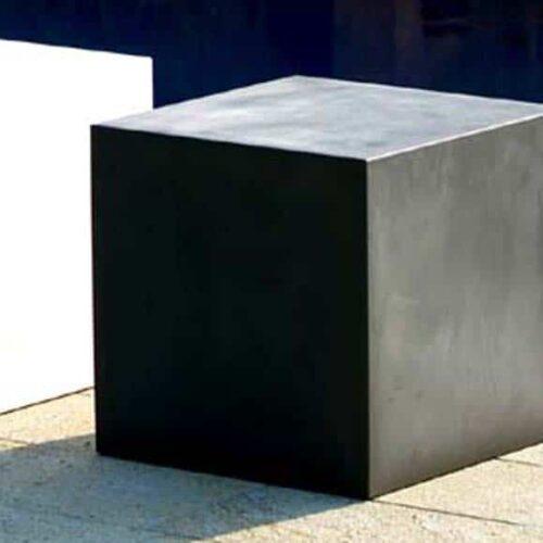 Sitzwürfel E3P-Style CUBE Kunststoff In-Outdoor 50x50x50 cm