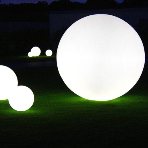 Slide GLOBO INDOOR MATT XL Leuchtkugel Ø 120 cm