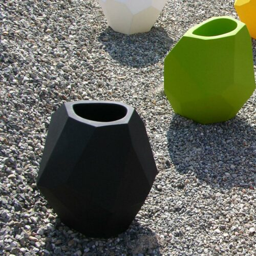 Slide SECRET Design Vase Indoor-Outdoor