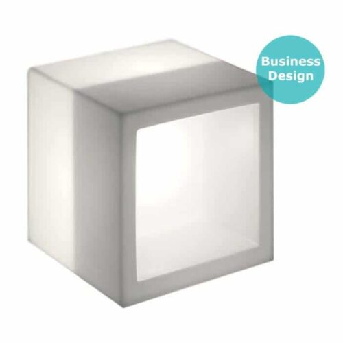 Slide OPEN CUBE 43 LIGHT POS Display Modul beleuchtet
