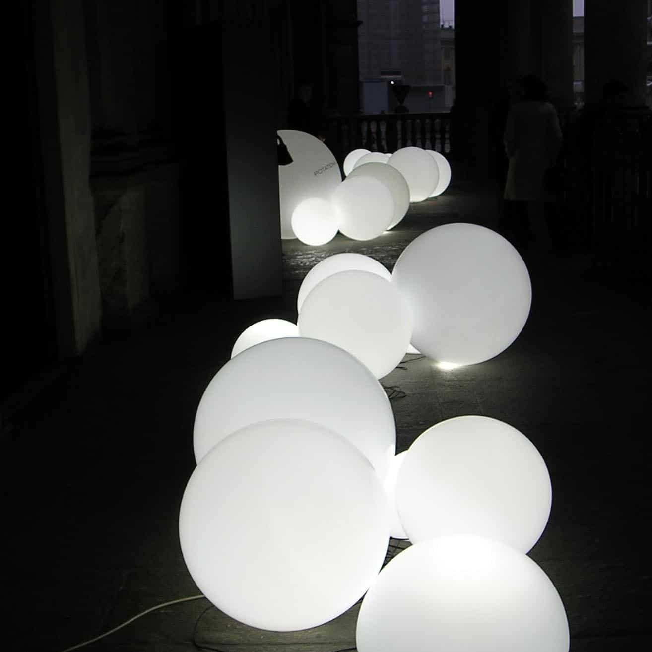 globo slide kugel leuchten in xxl auswahl 30 200 cm in outdoor. Black Bedroom Furniture Sets. Home Design Ideas