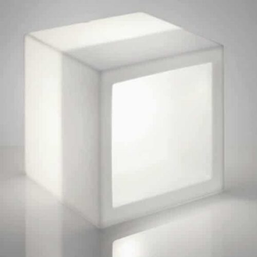 Slide OPEN CUBE 73 LIGHT POS Display-Modul beleuchtet
