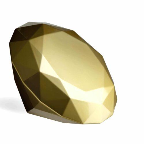 Slide BIJOUX LACK XL Diamant lackiert in 2 Größen