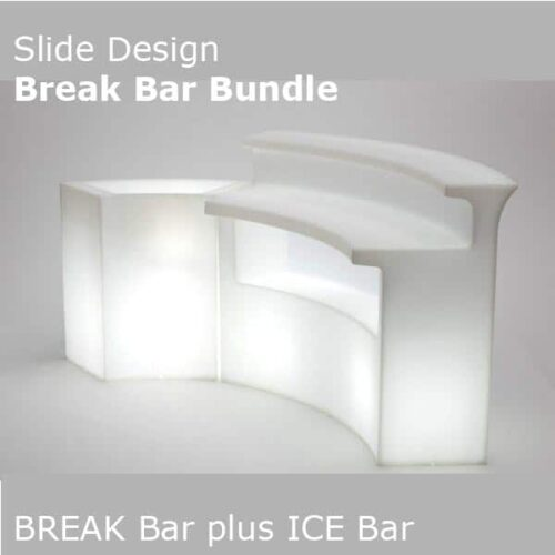 Slide BREAK-BAR-BUNDLE-1 mit 1 x ICE BAR zum Vorzugspreis