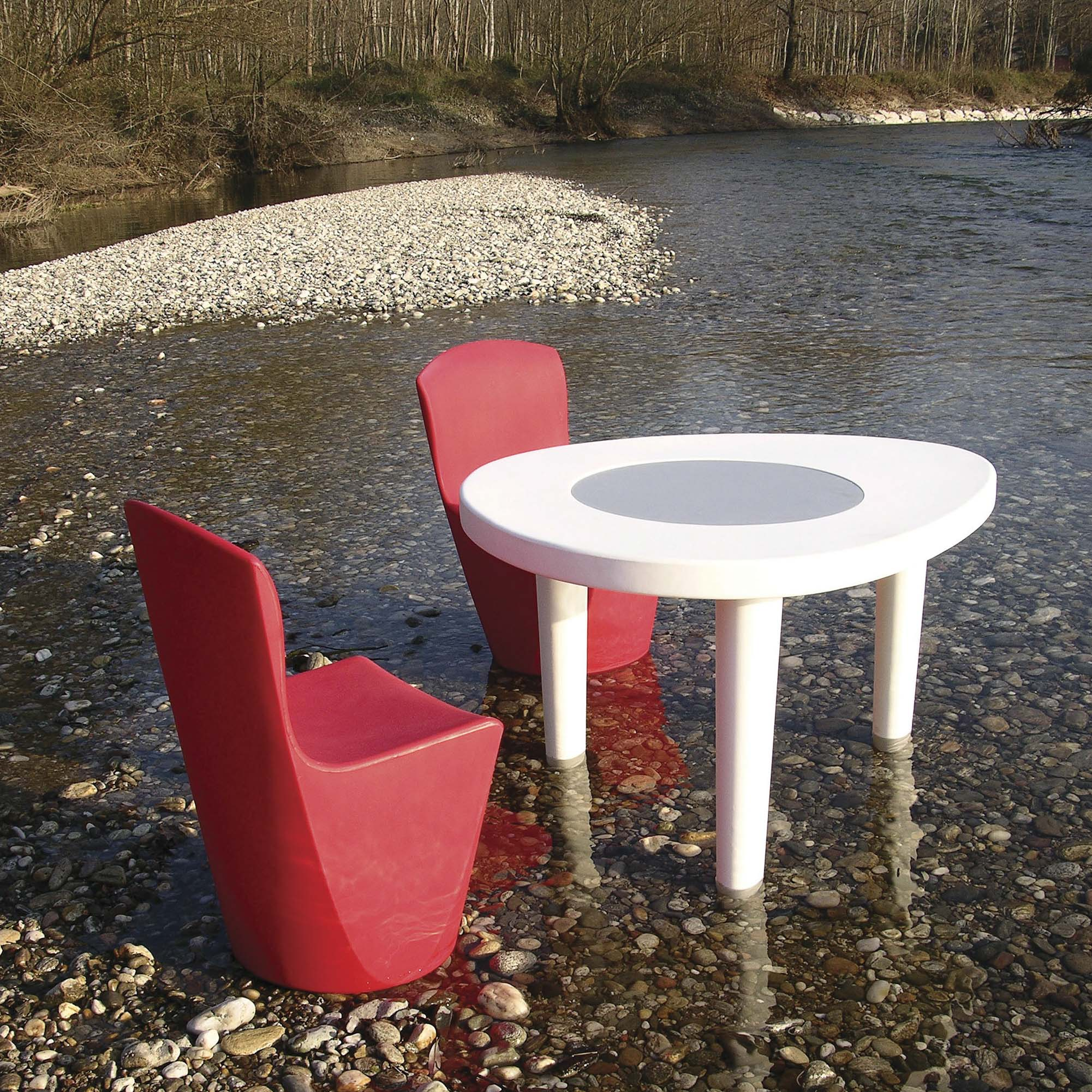 Glastisch outdoor bestseller shop f r m bel und for Outdoor tisch design