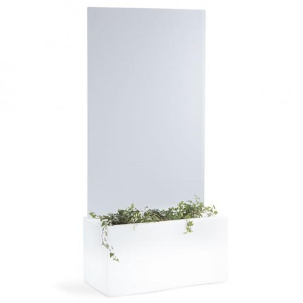 Slide PRIVÉ LIGHT Pflanzkasten / Raumteiler / Sichtschutz In-Out