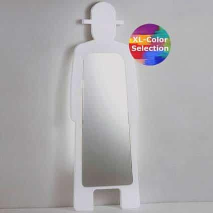 Slide MR. GIÒ LIGHT SPECCHIO LED-beleuchteter Spiegel Indoor