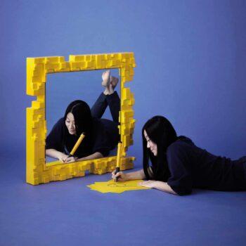 slide-design-spiegel-pixel-objekt-deko