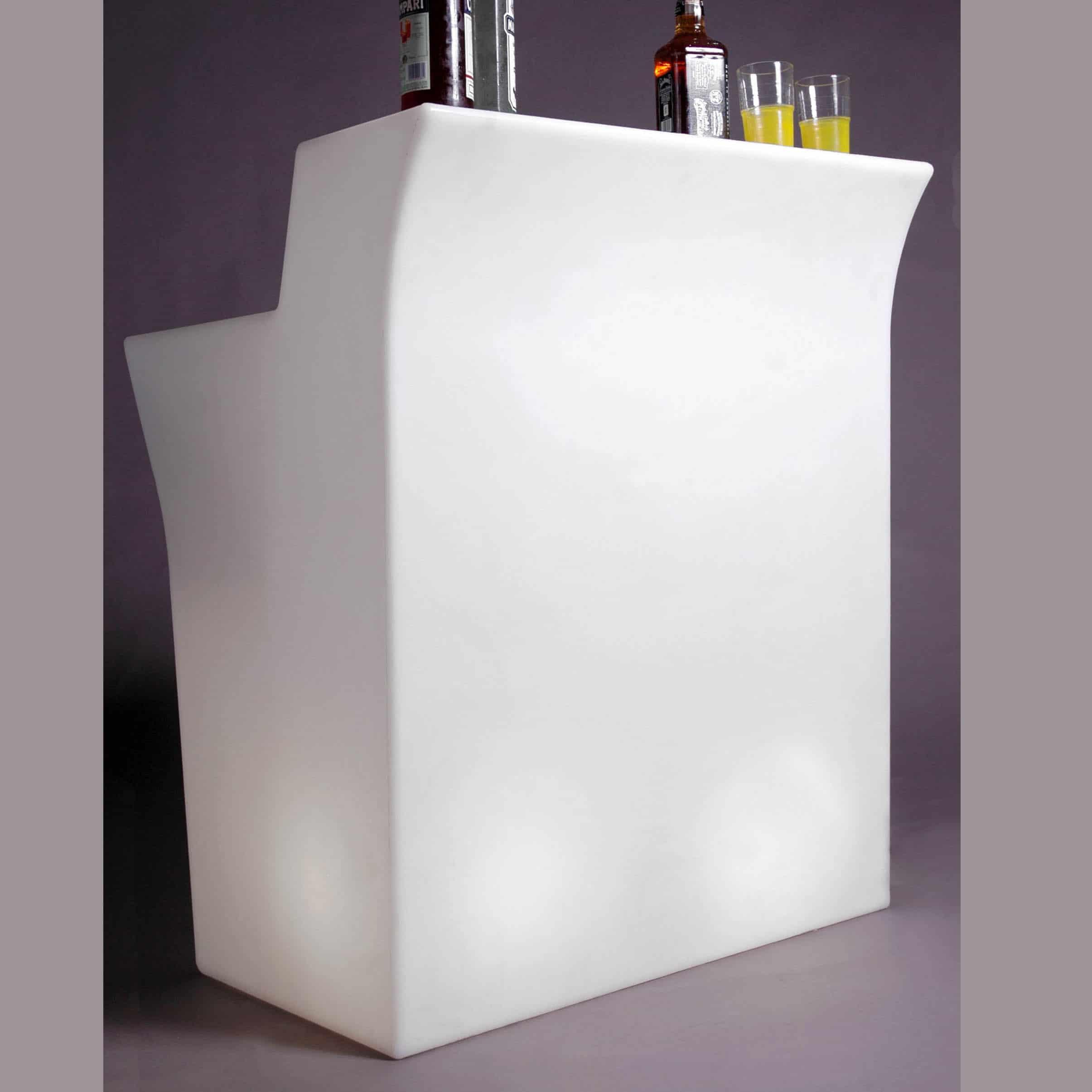 slide jumbo bar beleuchtete theke modular der formsch ne klassiker. Black Bedroom Furniture Sets. Home Design Ideas