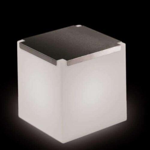 Slide KUBO TOP Leuchtwürfel mit Auflage nach Wahl
