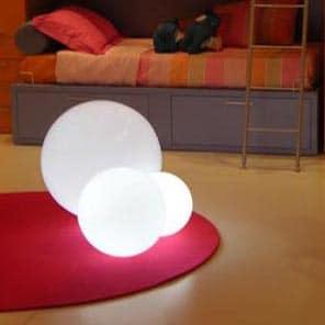Slide GLOBO INDOOR MATT Leuchtkugel 3 Gr. Ø 30 40 50 cm