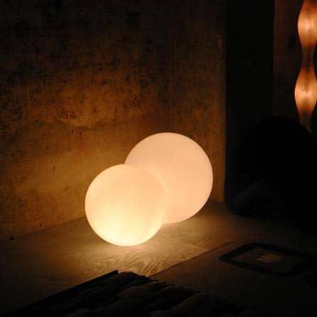 Slide GLOBO INDOOR GLATT Leuchtkugel 3 Gr. Ø 30 40 50 cm