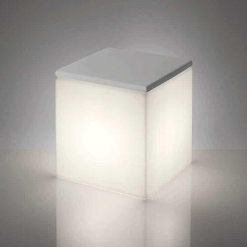 Slide TOP CUBE Leuchtwürfel mit Auflage nach Wahl