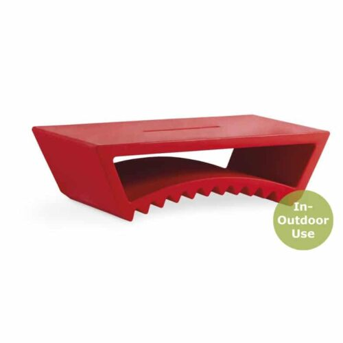 Slide Design TAC niedriger Tisch / Ablage Indoor-Outdoor