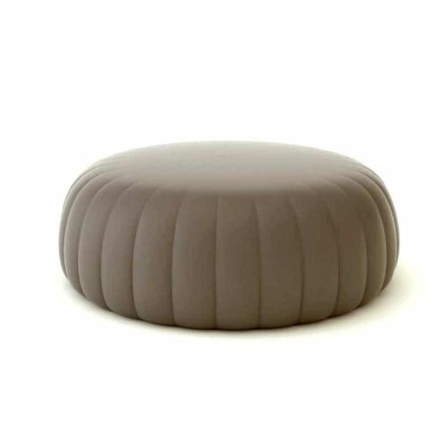 Slide GELÈE GRAND SOFT XL-Sitz-Pouf Sitzinsel Indoor-Outdoor