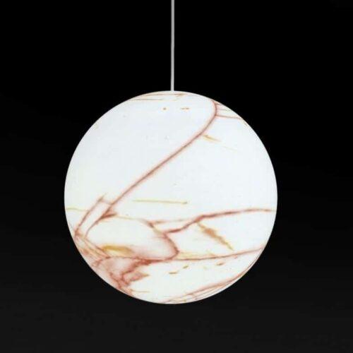 Slide GLOBO MINERAL Hanging Auswahl-Größen Ø 30 40 50 cm Indoor