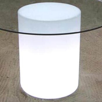 slide-fluo-zylinder-beleuchtet-als-tisch-fuss